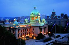 National Assembly Building-Beograd