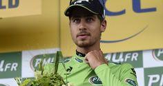 Tour de France: Peter Sagan says his winless run at this year's race is 'destiny'
