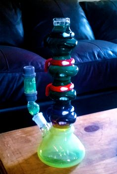 Check out this unique teenage mutant ninja turtles bong!  Also for more…