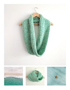 This is a free loom knitting pattern for an infinity scarf. This Scarf can be loom knit by beginners and uses a rake, rectangular, long loom.