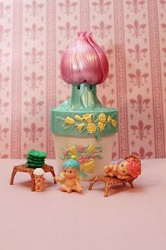 The 80's Toy Ark: Fairy Winkles Collection
