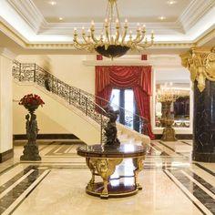 Interrior Photography - Ritz Carlton Moskau