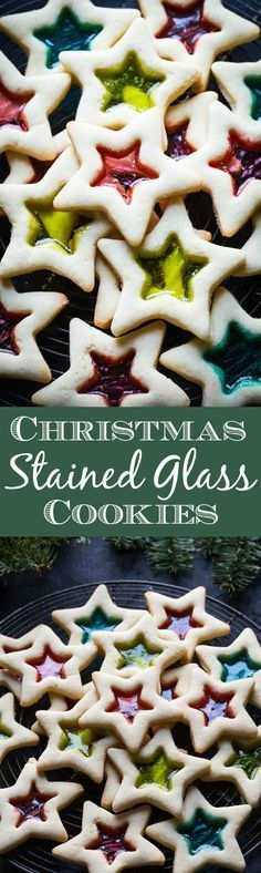 Simply gorgeous Gluten Free Christmas Cookies with Stained Glass. You can can make these with your kids, they are SO easy! #cookies #christmas #christmascookies #christmastime #glutenfreecookies #glutenfreebaking #glutenfreedessert #glutenfreerecipe #glutenfree