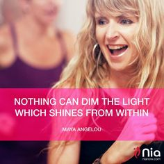 NIA TIP: Allow yourself to follow your own #brightness