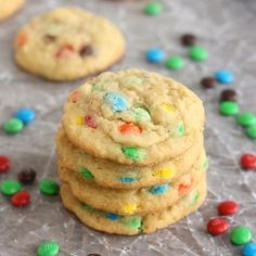 Mini M Pudding Cookies: the softest, most chewy cookies ever!