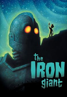The Iron Giant even if you don't have kids, it's a great movie to watch!  Harry Connick, Jr. voices a part in it.