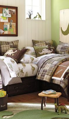 Boys Bedding Room Decor