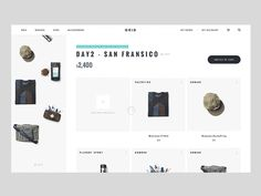 Grid - Ecommerce Detail Page