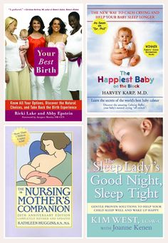 reading essentials for baby