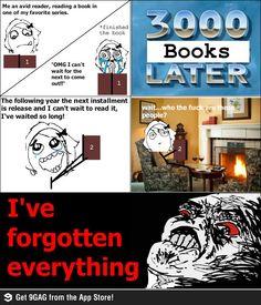 Avid reader problems