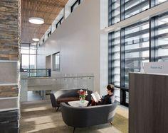 Ashington Leisure Centre   Ward Robinson Interior Design   Library & Community Centre