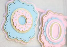 Donut birthday party banner, donut first birthday banner, bakery party, bakery birthday, donut baby Donut Birthday Parties, Donut Party, Birthday Party Decorations, Birthday Ideas, First Birthday Banners, Girl First Birthday, Party Banner, Fairy Birthday, Diy Party