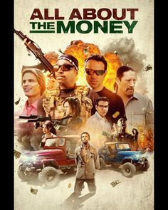 """#cinema   #streaming  #movies  #Action #Adventure #Comedy  #AllAbouttheMoney  Watch All About the Money Free on 123Movies Two """"down on their luck"""" buddies are convinced by a third to take a vacation. Only after landing in Colombia South America do they realize that they are there to attempt to capture the United States most wanted criminal - with no military training.#cash #luxury #crenshaw"""
