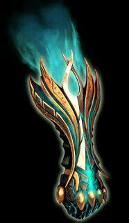 Creats a powerful 'Biomagic-armor' from the body of the user, bestowing him great strength and resistence based on his mana pool. Armor Concept, Weapon Concept Art, Fantasy Armor, Fantasy Weapons, Fantasy Character Design, Character Art, Gauntlet Weapon, Espada Anime, Futuristic Armour