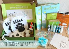 Get your first Kiwi Crate for only $9.95 with the $10 off coupon code in my post! #kiwicrate #coupon #subscriptionboxes