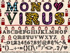 Denne MONOVIRUS by deathmunkey.deviantart.com on @DeviantArt