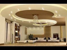 Latest 100 POP False Ceiling Designs For Living Room Hall 2018   YouTube  #FalseCeilingLivingRoomApartments #