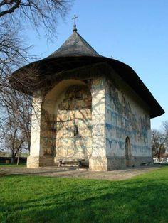 Church of Arbore, Suceava County, Romania