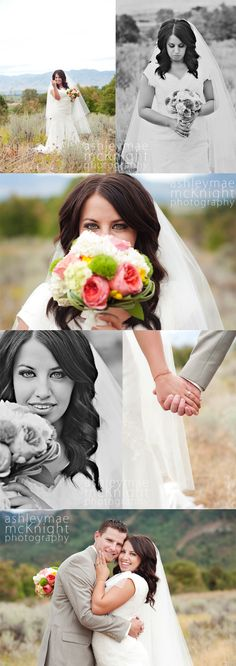 Wedding Photography. Formals. Ashley Mae Photography {Cache Valley Utah Photographer}