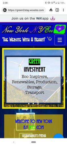 Sustainability, Investing, France, York, Website, Sustainable Development, French