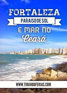 Em Fortaleza encontramos a perfeita harmonia entre sol e mar, além de atrações culturais e gastronômicas. Localizada na região nordeste do Brasil, Fortaleza é capital do estado do Ceará e possui um litoral com mais de 30 quilômetros.