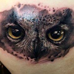 Jackson tattoo owl