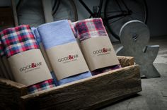 """Good & Fair Clothing is a company that is certified Fair Trade and only uses organic materials. They want to """"create clothes that are both good to the earth and fair to people."""""""