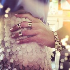 Love the top rings.