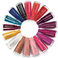 Mucho color, Mucho #NailArt ♥