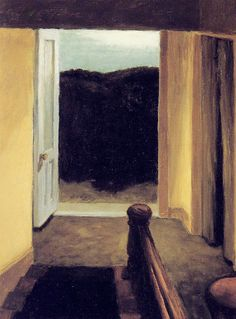 Stairway (1919) Edward Hopper