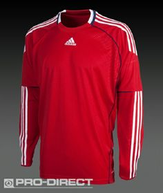 didas Teamwear - Boys - Condivo - Goal Keeper - Game Jersey - University  Red   White   New Navy. Soccer WarehouseFootball ... 23bf9e053