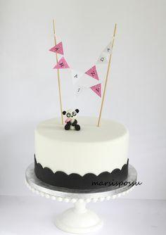 Marsispossu: Pandakakku, Panda cake                              …