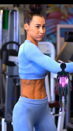 Fitness Workouts, Gym Workout Videos, Abs Workout Routines, Gym Workout For Beginners, Fitness Workout For Women, At Home Workouts, Body Workouts, Flat Belly Workout, Flat Abs