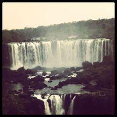 Cataratas de Iguazú. Una auténtica maravilla de la naturaleza.