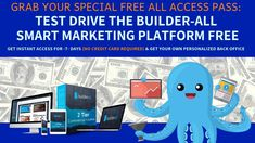 builderall tutorial Marketing on Autopilot The Marketing, Marketing Tools, Affiliate Marketing, Make Money Online, How To Make Money, Motivational Videos For Success, Feeling Sorry For Yourself, Office Signs, Look In The Mirror