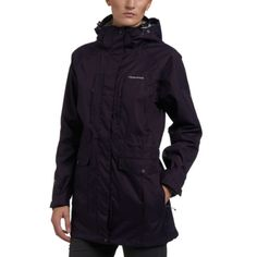 Craghoppers Women's Madigan Long Jacket £100 from Blacks