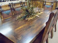 Mesquite Dinette Table