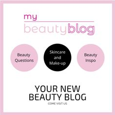 Skincare Blog, My Beauty, Make Up, Skin Care, Cosmetics, This Or That Questions, Makeup, Beauty Products, Skin Treatments