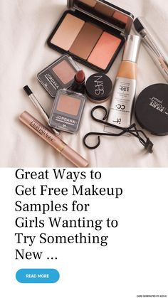 Wondering how to get free makeup samples? If there's one thing that all women across the world can agree on, it's that makeup is way more… Free Beauty Samples, Free Makeup Samples, Free Samples, Free Stuff By Mail, Get Free Stuff, Free Sample Boxes, Old Makeup, Makeup Tips, Product Tester