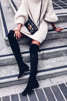 The 15 Best Suede Knee High Boots You Can Buy Online