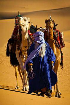 Arab Desert Culture