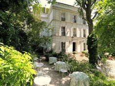 1-Hotel Particulier Montmartre facade-x468