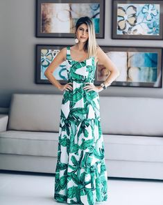 Vestido perfeito para domingo à tarde by @reginasalomao  Vocês gostam?