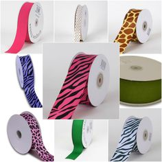 Top Wholesale Grosgrain Ribbon Supplier USA | Wholesaleribbons.us  Get designer grosgrain ribbons at wholesale price online from Wholesaleribbons.us. You can get ribbons in various patterns and shades.