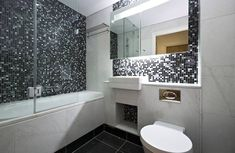 Интерьер ванной комнаты в современном стиле: 60 лучших фото и идей для дизайна-13