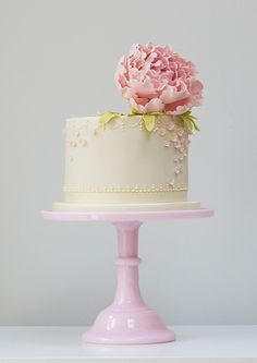 Rosalind Miller Cakes ~ Beautifully Decorated and Delicious Award Winning Wedding Cakes | Love My Dress® UK Wedding Blog