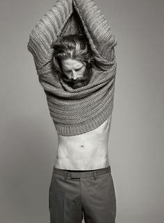I can just tell that this man is a total ginge!