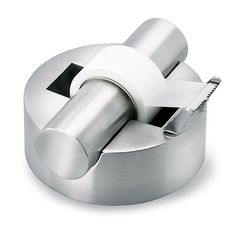 ◆ Visit ~ MACHINE Shop Café ◆ (CNC Machined Tape Dispenser)