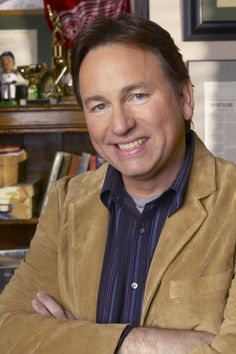 John Ritter He was so good on eight simple rules.  I still miss him.