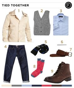 From screen writer to actor to comedian, Jason Sudeikis wears many hats in the entertainment world. Get the same look as the man with the impeccable style.